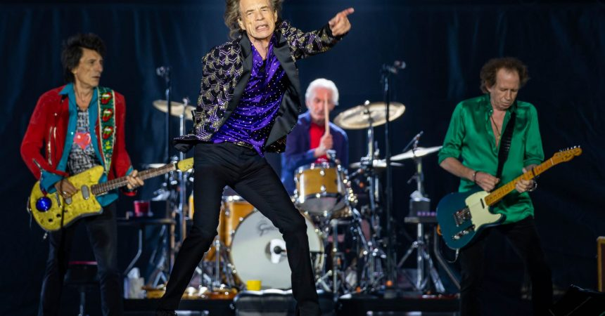 #VOA: Locked-Down Rolling Stones Release New Track 'Living In A Ghost Town'. #VOANews