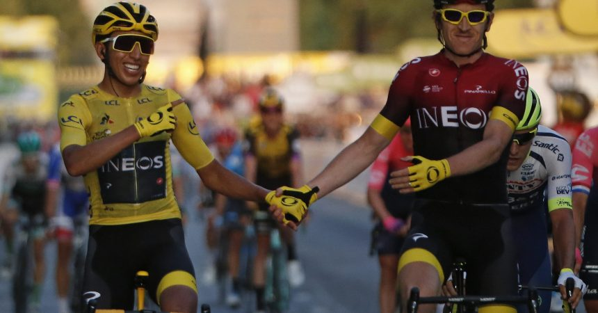 #VOA: Rescheduled Tour de France Hoping to Make Nation Smile Again. #VOANews