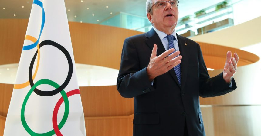 #VOA: Olympic Chief Bach Consults With IOC Members Over Virus Fallout. #VOANews