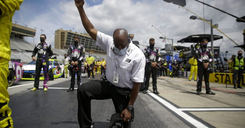 #VOA: NASCAR Vows to do Better Job Addressing Racial Injustice. #VOANews