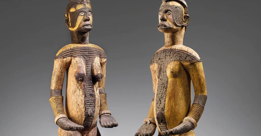 #VOA: Scholar Vows to Step Up Fight to Repatriate African Artifacts. #VOANews