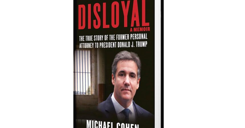 #VOA: Trump's Ex-Lawyer Michael Cohen Says to Reveal President's 'Skeletons' in Upcoming Book. #VOANews