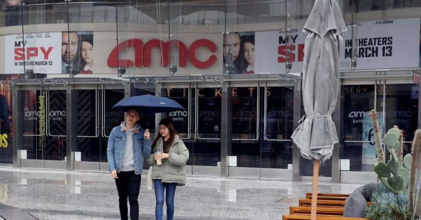 #VOA: AMC Reopening Theaters August 20. #VOANews