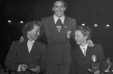 #VOA: Giuliana Chenal-Minuzzo, First Female Olympic Oath Taker, Dies at 88. #VOANews