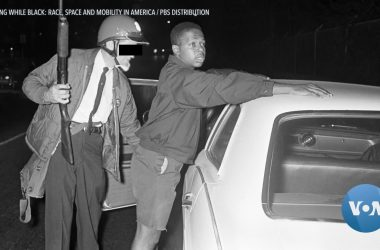 #VOA: 'Driving While Black' Documentary Explores How African American Mobility Impacted Racism. #VOANews