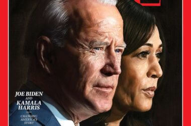 #VOA: Biden, Harris Jointly Named Time Magazine's 'Person of the Year'. #VOANews