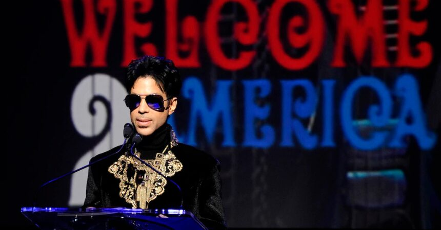 #VOA: IRS Says Executors Undervalued Prince's Estate by 50%. #VOANews