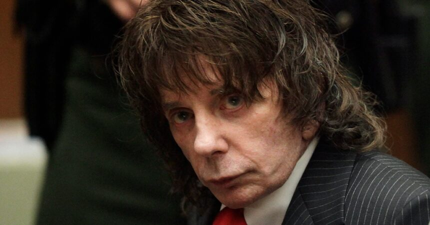 #VOA: Phil Spector, Famed Music Producer and Convicted Murderer, Dies at 81. #VOANews